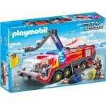 PLAYMOBIL® 5337 Flughafenlöschfahrzeug mit Licht und Sound