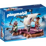 PLAYMOBIL® 6682 Piratenfloß