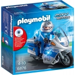 PLAYMOBIL® 6876 Motorradstreife