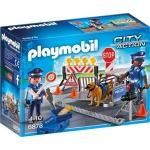 PLAYMOBIL® 6878 Polizei-Straßensperre