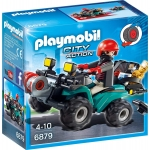 PLAYMOBIL® 6879 Ganoven-Quad