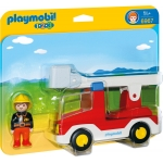 PLAYMOBIL® 6967 Feuerwehrleiterfahrzeug