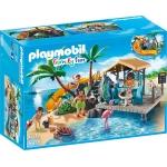 PLAYMOBIL® 6979 Karibikinsel mit Strandbar