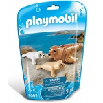 PLAYMOBIL® 9069 Robbe mit Babys