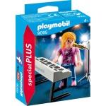 PLAYMOBIL® 9095 Sängerin am Keyboard