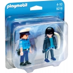 PLAYMOBIL® 9218 Duo Pack Polizist und Langfinger