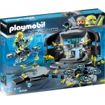 PLAYMOBIL® 9250 Dr. Drone's Command Center