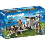 PLAYMOBIL® 9341 Ponygespann mit Zwergenballiste