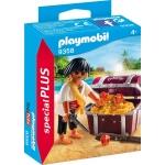 PLAYMOBIL® Special Plus 9358 Pirat mit Schatzkiste