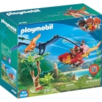 PLAYMOBIL® 9430 Helikopter mit Flugsaurier