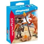 PLAYMOBIL® 9442 Neandertaler mit Säbelzahntiger