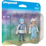 PLAYMOBIL® 9447 Duo Pack Winterfeen