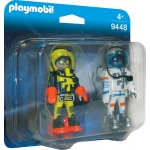 PLAYMOBIL® 9448 Duo Pack Space Heroes