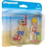 PLAYMOBIL® 9449 Duo Pack Strandurlauber