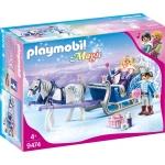 PLAYMOBIL® 9474 Schlitten mit Königspaar