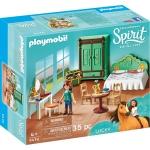 PLAYMOBIL® 9476 Luckys Schlafzimmer