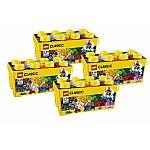Lego® Classic 10696 Mittelgrosses Bausteineset 4er-Set