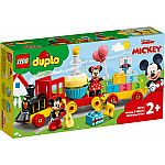 Lego® Duplo® 10941 Mickys + Minnies Geburtstagszug