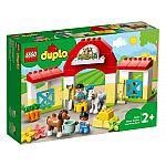 Lego® Duplo® 10951 Pferdestall und Ponypflege