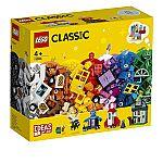 Lego® 11004 Bausteine Creativ mit Fenstern