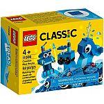 Lego® Classic 11006 Blaues Kreativ-Set