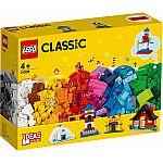 Lego® Classic 11008 Bausteine Bunte Häuser