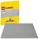 Lego® 10701 Graue Bauplatte
