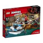 Lego® 10755 Zanes Verfolgungsjagd mit dem Ninjaboot