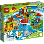 Lego® 10805 Einmal um die Welt