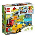 Lego® 10816 Meine ersten Fahrzeuge