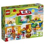 Lego® 10836 Stadtviertel