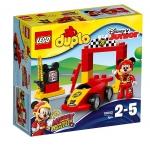 Lego® 10843 Mickys Rennwagen