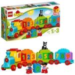 Lego® 10847 Zahlenzug