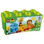 Lego® 10863 Meine erste Steinebox mit Ziehtieren