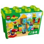 Lego® 10864 Steinebox mit großem Spielplatz