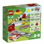 Lego® 10882 Eisenbahnschienen