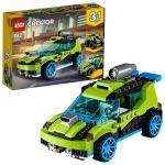Lego® 31074 Raketen-Ralley-Flitzer