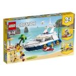 Lego® 31083 Abenteuer auf der Yacht