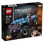 Lego® 42070 Allrad-Abschleppwagen