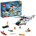 Lego® 60166 Seenot-Rettungshubschrauber