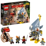Lego® 70629 Piranha-Angriff