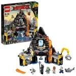 Lego® 70631 Garmadons Vulkanversteck