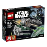 Lego® 75168 Yoda's Yedi Starfighter