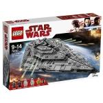 Lego® 75190 First Order Star Destroyer