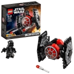 Lego® 75194 First Order TIE Fighter Microfighter