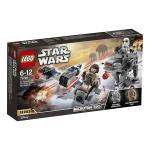 Lego® 75195 Ski Speeder vs First Order Walker Microfighters
