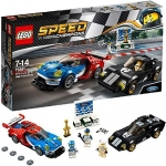 Lego® 75881 Ford GT & 1966 Ford GT40