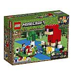 Lego® Minecraft 21153 Schaffarm