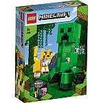 Lego® Minecraft 21156 BigFig Creeper & Ozelot