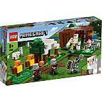 Lego® Minecraft 21159 Der Plünderer-Aussenposten